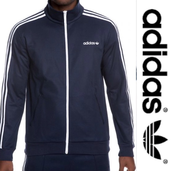 a2f05dd1e6a7 Adidas Men s Track Jacket Medium